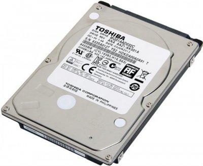 """Жорсткий диск Toshiba 2.5"""" 320GB 4200rpm 8MB - заводське відновлення (MQ01AAD032C-FR) - заводське відновлення"""