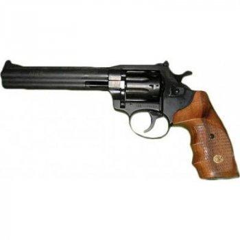 Револьвер под патрон Флобера Alfa 461 (вороненый, дерево) (144922/9)
