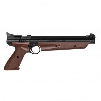 Пневматичний пістолет Crosman American Classic Brown (P1377BR)