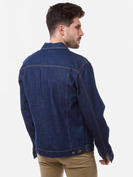 Джинсова куртка Remix Y302 Темно-синя