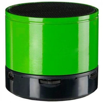 Bluetooth Колонка Economic EC-10 Green (24086)