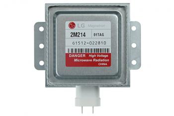 Магнетрон для мікрохвильової печі LG 2M214-01TAG