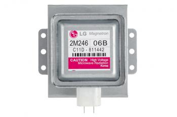 Магнетрон для мікрохвильової печі LG 2M246-06B (Китай)