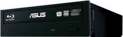 Blu-ray RW ASUS BW-16D1HT (BW-16D1HT/BLK/B/AS) Black; SATA