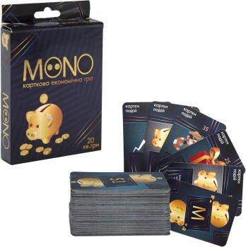Карткова економічна гра Strateg Mono (4820220561879)