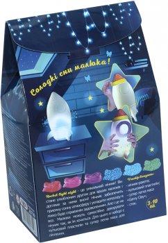 Набор для творчества Strateg Rocket light night - сделай свой ночник (4820220561596)