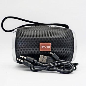 Bluetooth Колонка CYDHYTEAM HY-18(black)