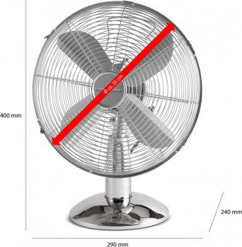 Вентилятор PROFICARE PC-VL 3062 M
