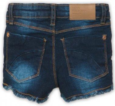 Шорти джинсові Minoti 2Dnmshort 5 13427/13428/13429 Сині