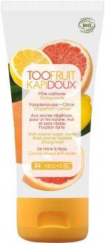 Паста для стайлінгу TooFruit Капіду Грейпфрут & Лимон для моделювання зачіски 100 мл (MU022)