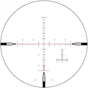Приціл Nightforce ATACR 7-35x56 ZeroS F1 0.1 сітка Mil Mil-R з підсвітленням (2375.01.08)