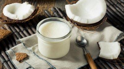 Кокосова олія Sania для приготування попкорну 20 кг