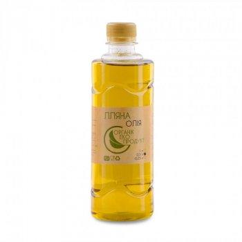 Масло льняное холодного отжима Organic Eco-Product, 500 мл