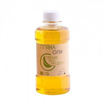 Масло льняное холодного отжима Organic Eco-Product, 250 мл
