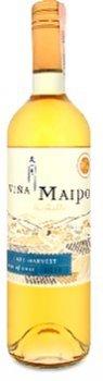 Вино Vina Maipo Mi Pueblo Late Harvest белое полусладкое 0.75 л 12% (7804320749952)