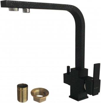 Кухонний змішувач з під'єднанням до фільтра GLOBUS LUX GLLR-0111-1-Onix