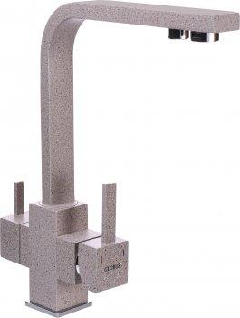 Кухонний змішувач з під'єднанням до фільтра GLOBUS LUX GLLR-0111-5-Terra