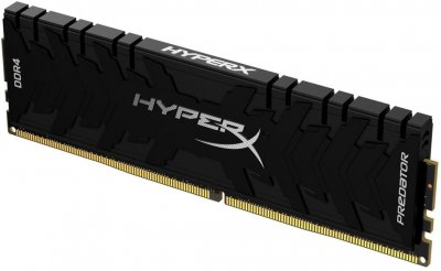 Оперативна пам'ять HyperX DDR4-3200 32768 MB PC4-25600 Predator Black (HX432C16PB3/32)