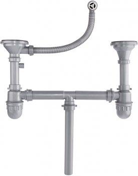 Кухонна мийка LIDZ 780x495/200 WHI-01 (LIDZWHI01780495200)