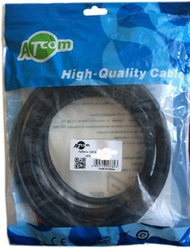 Кабель Atcom Standard HDMI — HDMI v.1.4 CCS PE 2 м Black (17391)