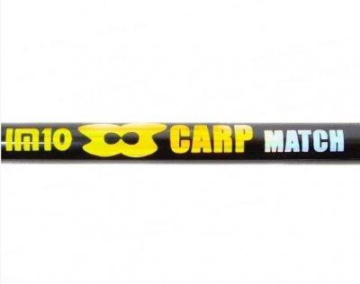 Матчевый спиннинг штекерный EOS Carp Match IM10 8-25g 4,2m