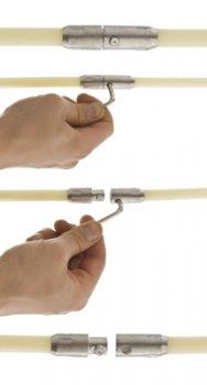 Гибкая наборная ручка из набора Hansa Tornado