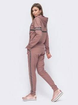 Спортивний костюм Dressa 45784 Рожевий