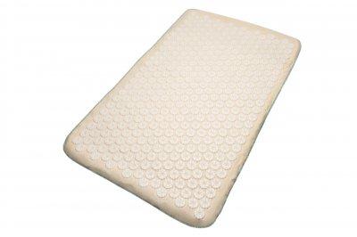 """Массажный коврик """"Универсал"""" 384шт/ мягкий/ 40 * 70 см/ натуральная ткань, Акупунктурный, игольчатый"""