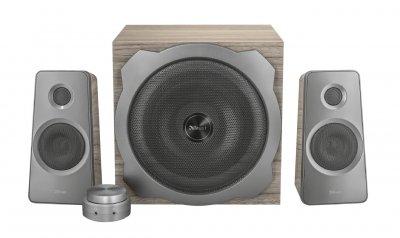 Акустична система (Колонки) Trust Tytan 2.1 Speaker Set WOOD