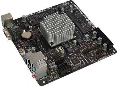 Материнская плата Biostar J3160NH (Intel Celeron J3160, SoC, PCI-Ex1)
