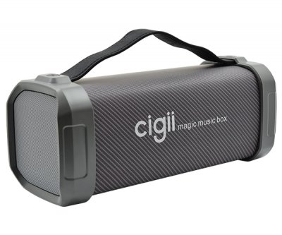 Портативна стерео Bluetooth колонка Cigii F62D