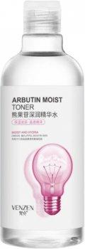 Омолаживающий тонер с экстрактом арбутина Venzen Arbutin Moist Toner 500 мл (6941349331087)