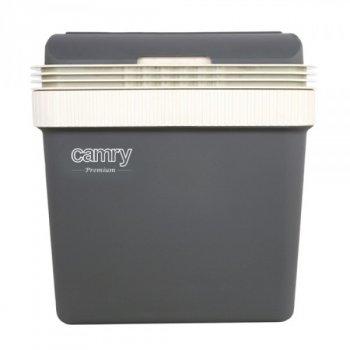 Автохолодильник Camry CR 8065 з ручкою 24 л/65 Вт Сірий