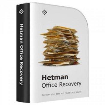 Системная утилита Hetman Software Office Recovery Коммерческая версия (UA-HOR2.1-CE)