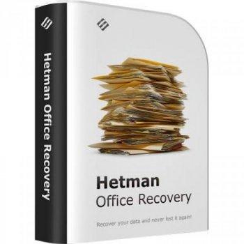 Системная утилита Hetman Software Hetman Office Recovery Офисная версия (UA-HOR2.1-OE)