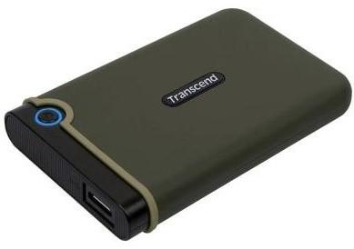"Жорсткий диск (HDD) 2TB Transcend TS2TSJ25M3G USB 3.1 StoreJet 2.5"" M3G (TS2TSJ25M3G)"