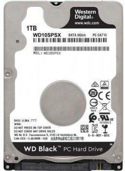 """Жорсткий диск (HDD) Western Digital 2.5"""" 1TB (WD10SPSX)"""