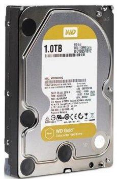 Жорсткий диск (HDD) Western Digital Gold 7200rpm 128MB (WD1005FBYZ) (WD1005FBYZ)