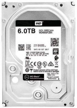 """Жорсткий диск (HDD) Western Digital 3.5"""" 6TB (WD6003FZBX)"""