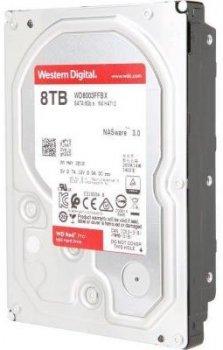 """Жорсткий диск (HDD) Western Digital 3.5"""" 8TB (WD8003FFBX)"""