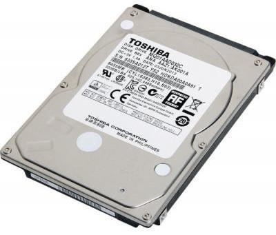 Жорсткий диск (HDD) Toshiba 8MB 4200rpm (MQ01AAD020C) (MQ01AAD020C)