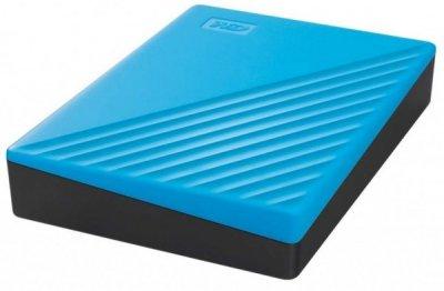 """Жорсткий диск (HDD) Western Digital 2.5"""" 2TB (WDBYVG0020BBL-WESN)"""