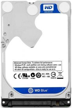 Жорсткий диск (HDD) Western Digital для ноутбука 1Tb 5400rpm 128MB SATAIII WD10SPZX (WD10SPZX)