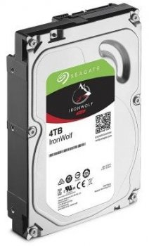 Жорсткий диск (HDD) Seagate IronWolf Pro NAS 7200rpm 256MB (ST4000NE001) (ST4000NE001)