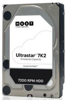 Жорсткий диск (HDD) Western Digital (HGST) Ultrastar 7K2 7200rpm 128MB (HUS722T2TALA604/1W10002) (1W10002)