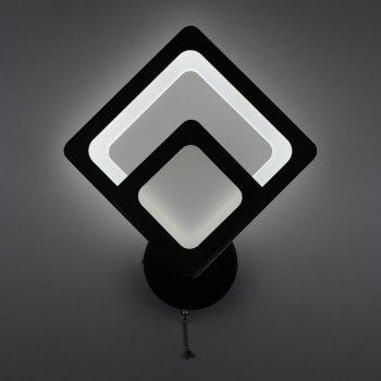 Бра 4light 2311/1 Black LED 22W