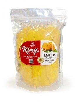 Манго King без цукру натуральний 1 кг