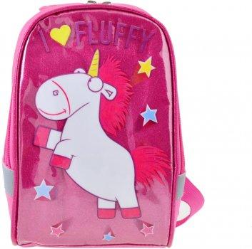 Рюкзак детский Yes К-26 Minions Fluffy (557818)