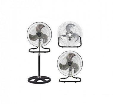 Вентилятор 2 в 1 напольно-настольный Arivans CHANGLI CROWN FS-4521 34-613