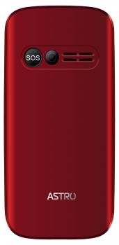 Мобільний телефон Astro A241 Red (1682)